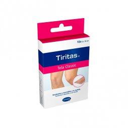 Tiritas Tela Classic Recortables
