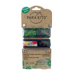 Para Kito Pulsera Antimosquitos+2 Pastillas