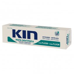 Kin Dentifrico Antiplaca-Anticaries 125 ml