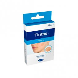 Tiritas Plastic Redondas