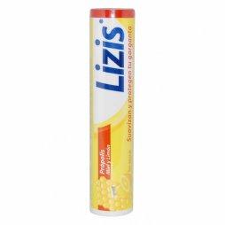 Lizis Propolis Miel/Limon 12 Caramelos