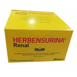 Herbensurina 40 Bolsitas Infusion