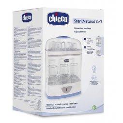 Esterilizador Eléctrico Sterinatural 2en1
