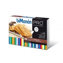 Bimanan Pro 16 Galletas Cereal/Pepitas
