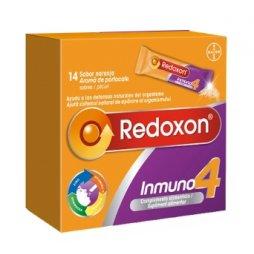 Redoxon Inmuno 4 Naranja 14 Sobres
