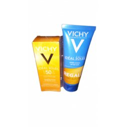 Vichy Ideal Sol Emulsion SPF50+ 50ml+Regalo