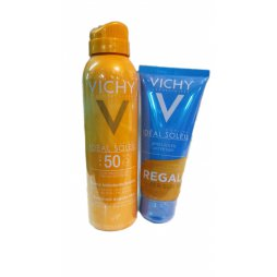 Vichy Ideal Soleil Spray SPF50  200ml+Regalo