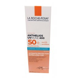 Anthelios Confort Spf 50+ Crema con color 50ml
