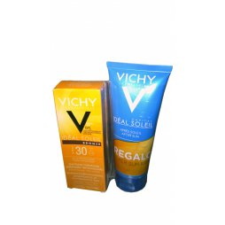 Vichy Ideal Soleil Gel Bronce 30+  50ml