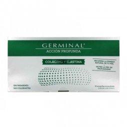 Germinal Acción Profunda Colágeno-Elastina ampollas