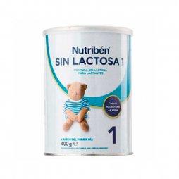 Nutriben Sin Lactosa 1 400g
