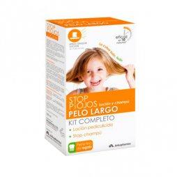 Stop Piojos Kit Completo Pelo Largo
