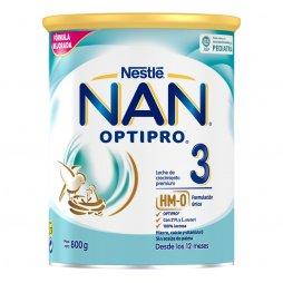 Nestle Nan 3 Expert +12M 800gr