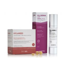 Sesderma Crema Fillderma One + Hylanses comprimidos