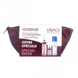Uriage Isodense Kit Crema 50 Ml+ Contorno de ojos + agua termal + neceser