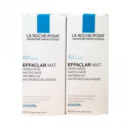 La Roche Effaclar Mat duplo 40ml