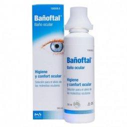 Bañoftal Baño Ocular 200ml