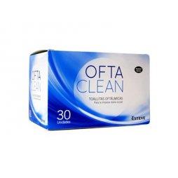 Ofta clean 30 Toallitas Oftalmicas