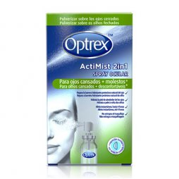 Optrex Actimist Spray Ojos Cansados 10ml