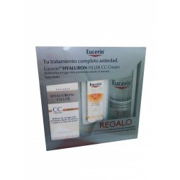 Eucerin Hyaluron Filler CC Medio 50ml
