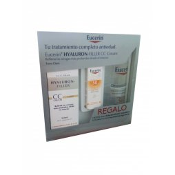 Eucerin Hyaluron Filler CC Claro 50ml