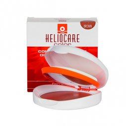 Heliocare Color Compacto Oil Free Spf50 Brown