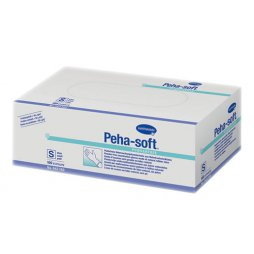 Peha Soft Latex Sin Polvo T/P 100 uds