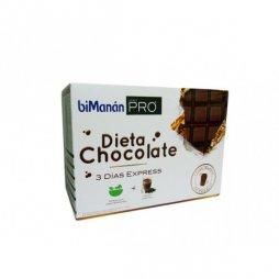 Bimanan Pro Dieta 3 Dias Chocolate