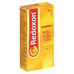 Redoxon Limon Vit C 1000 Mg 30 Comprimidos efervescentes