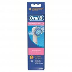 Oral-B Recambios Sensitive 3 uds