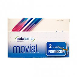 Movial Imc Pack 2 X 28 Capsulas