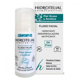 Hidrotelial Fluido Hidratante Piel Grasa
