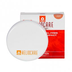 Heliocare Color Compacto Oil Free Light SPF50 10g