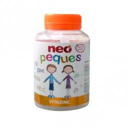 Neo Peques Vitazinc 30 Caramelos Masticables