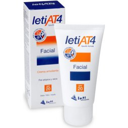 Leti At4 Facial Crema SPF20 50ml