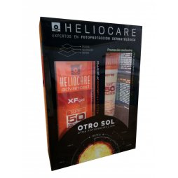 Heliocare Gel XF SPF50+ 50ml +Regalo