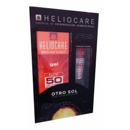 Heliocare Pack Gel 200 +Gel Xf 50Ml S