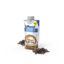 Bimanan Batido Tetrabrik Caffe Latte 330 ml