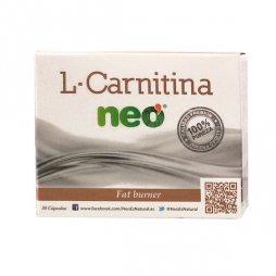 Neo L-Carnitina  30 Capsulas