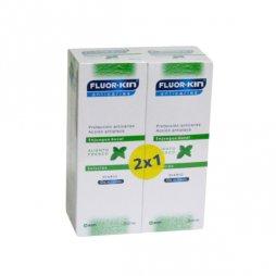 Fluor Kin Enjuague 500ml Pack 2X1