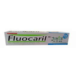 Fluocaril Dentífrico Junior Gel Bubble 75ml