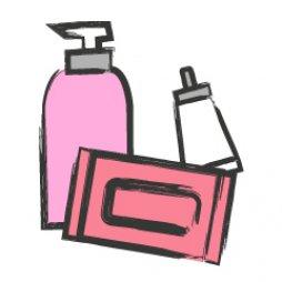 varios higiene íntima