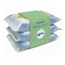 Mustela Trñio Pack 210 uds
