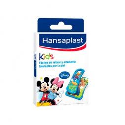 Hansaplast Apositos Kids Mickey&Friends 16uds.
