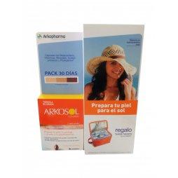 Arkosol Advance Bronceado 30 Perlas+Regalo