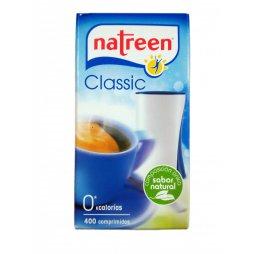 Natreen Classic Sabor Natural 400 Comprimidos