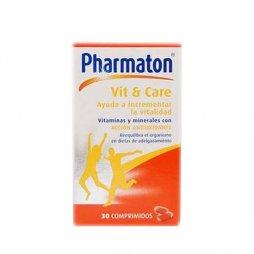 Pharmaton Vit& Care  30 Comp