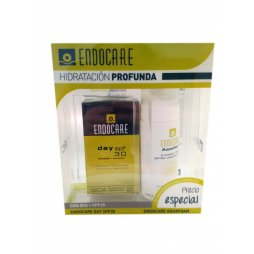 Endocare Pack Emulsión Day Pf30+Aquafoam