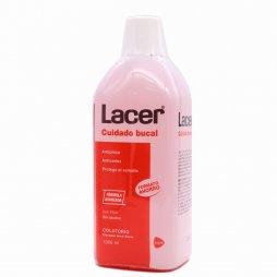 Lacer Colutorio Flúor Cuidado bucal 1000ml