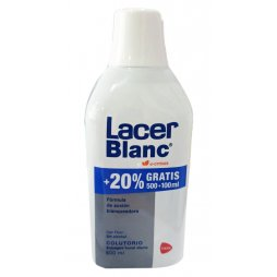 Lacer Blanc Plus d-CITRUS Colutorio 500ml